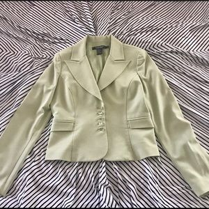 Lime Green Blazer by Rampage